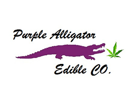 Purple Alligator Edibles
