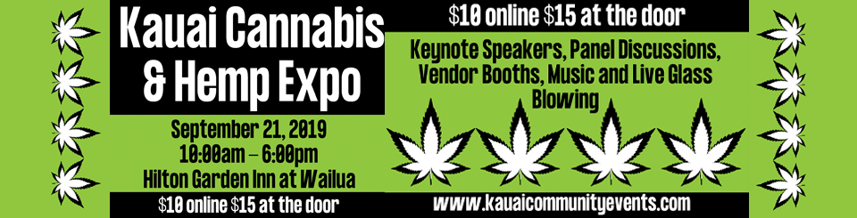 Kauai Hemp and Cannabis Expo
