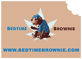 Bedtime Brownies Washington