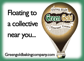Green Gold Baking Company - Healthy Medicated Edibles California
