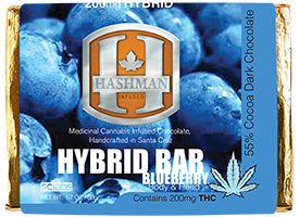 Hasman Infused Edibles