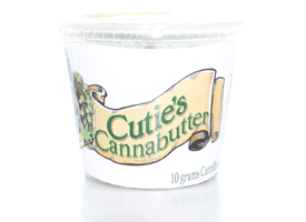 Cuties Canna Butter - California
