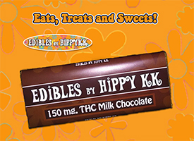 Edibles by Hippy KK - Michigan