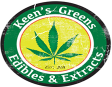 Keen's Greens Edibles and Extractions