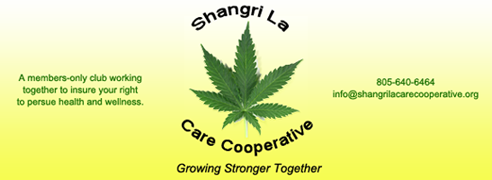 Shangri La Care Cooperative - Medical Marijuana Cooperative and Collective Ojai California