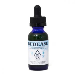 Budease Multi-Use Tincture - Edibles Magazine - Cannabis Infused Product Review Feature - MCT OIL FREE TINCTURE