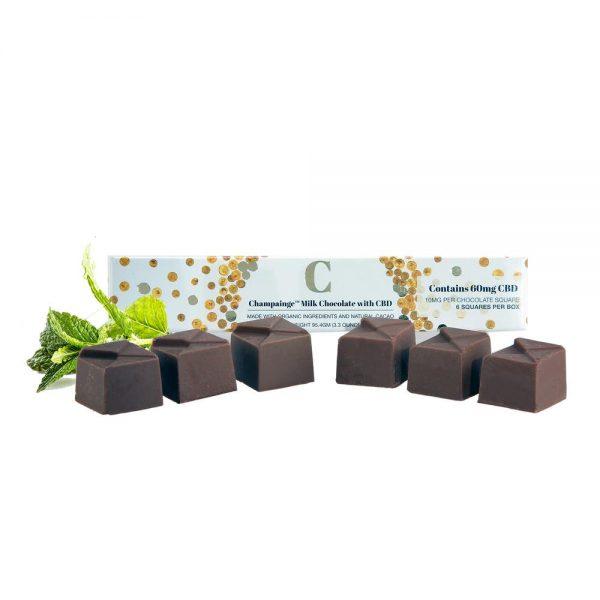 hemp cbd chocolate bar 60mg