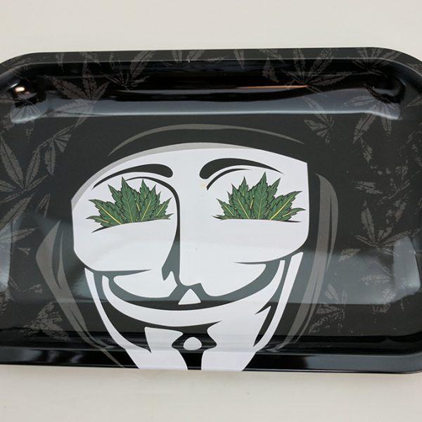 V Vendetta Rolling Tray